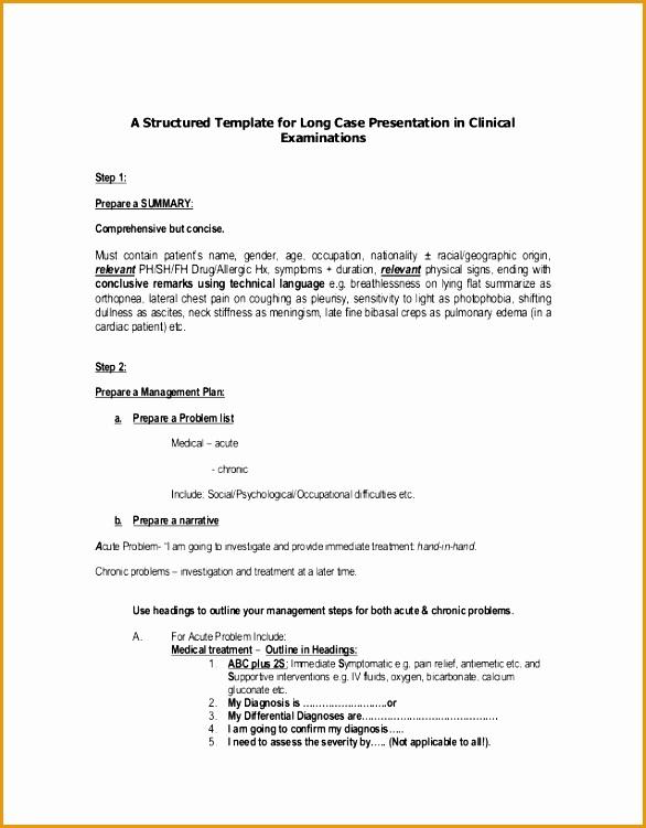 long case presentation in clinical exams751586
