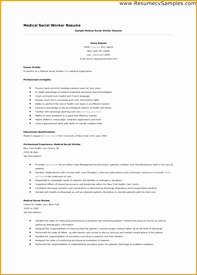 social work resume bsw sample social worker resume examples900644