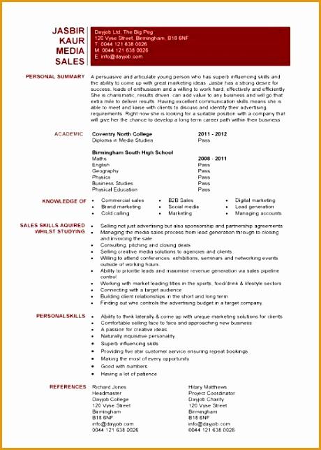 student resume 996644460