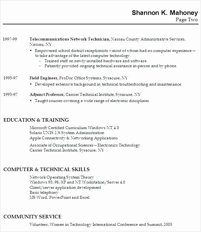 modern free resume template746645