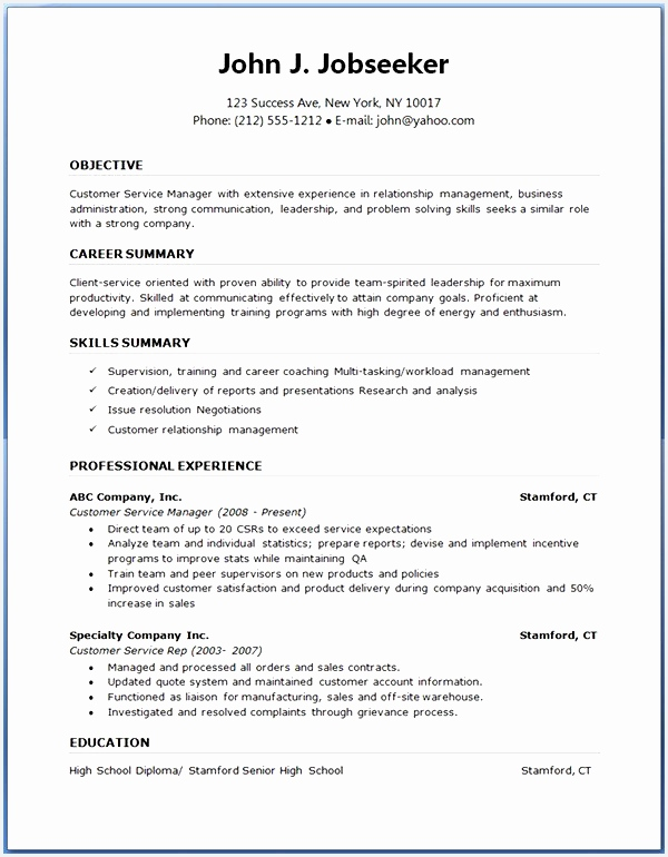 english resume template free for professionals sample professional 6770600