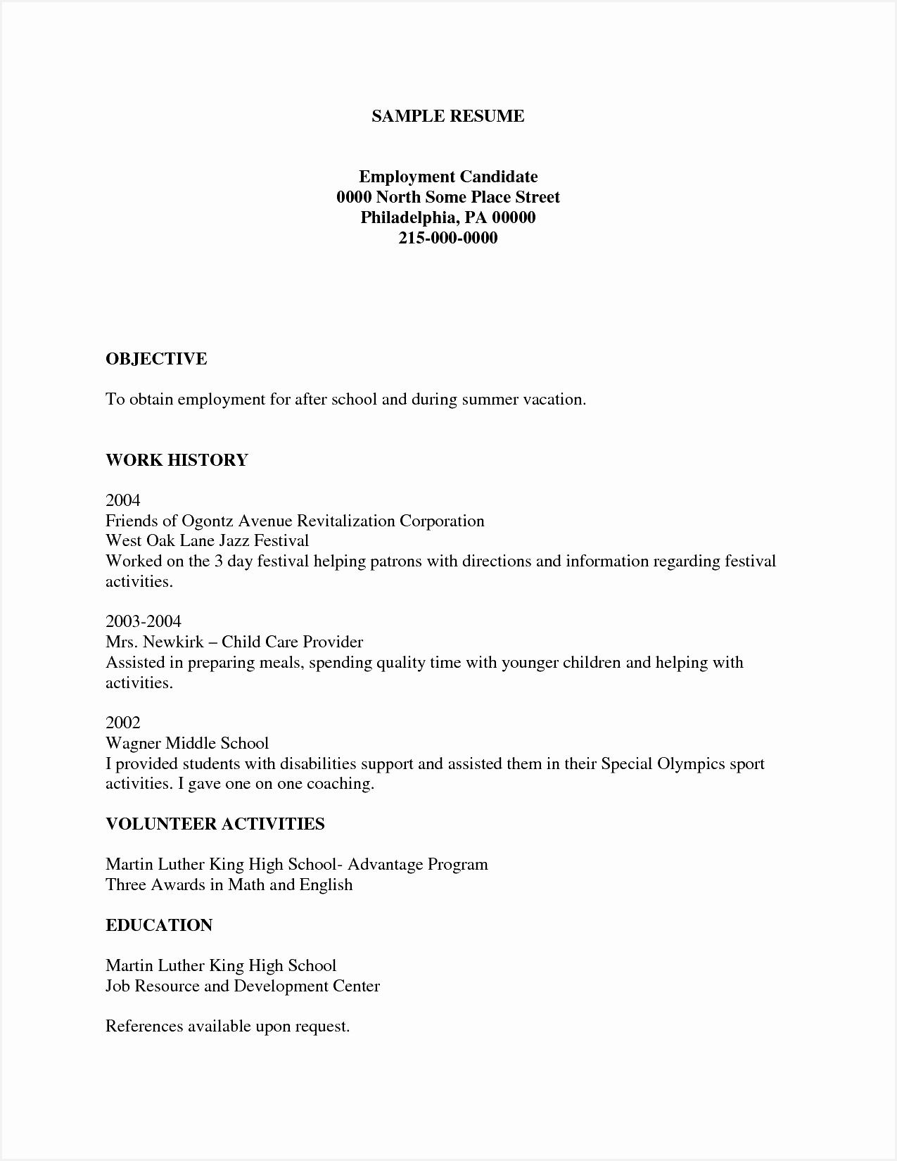 5 cv template australia download