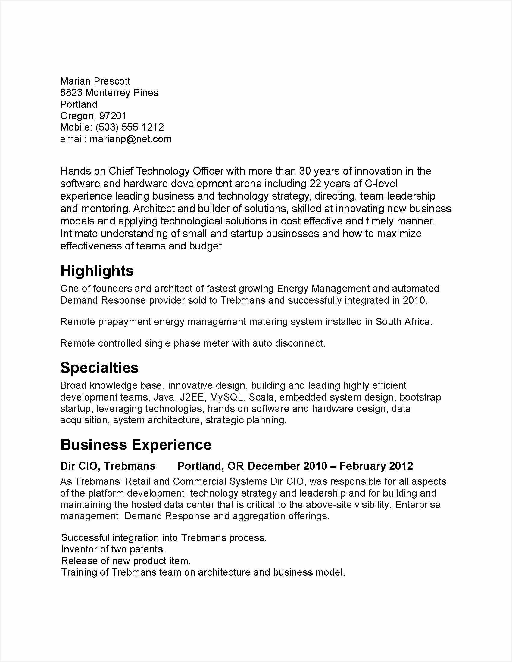 Elegant Resume Examples for Server Elegant Server Resume Template Fresh top Resume Examples Awesome Resumes22001700