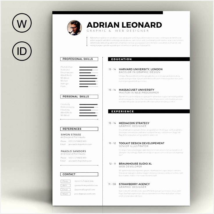 Resume Template736736