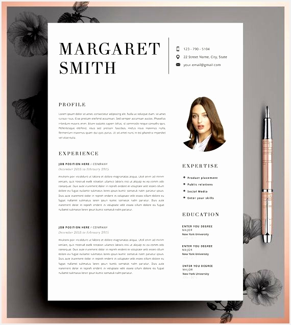 Teacher Resume Resume Template 2 Page Resume CV Template CV Design Curriculum Vitae Instant Download Simple Resume Professional CV636570