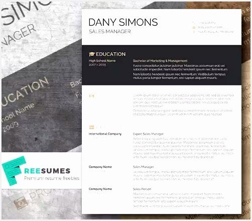 35 free creative resume cv templates xdesigns440502
