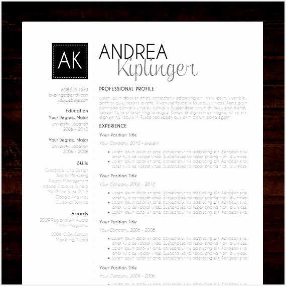 free modern resume templates word resume template cv template word for mac or pc professional570570