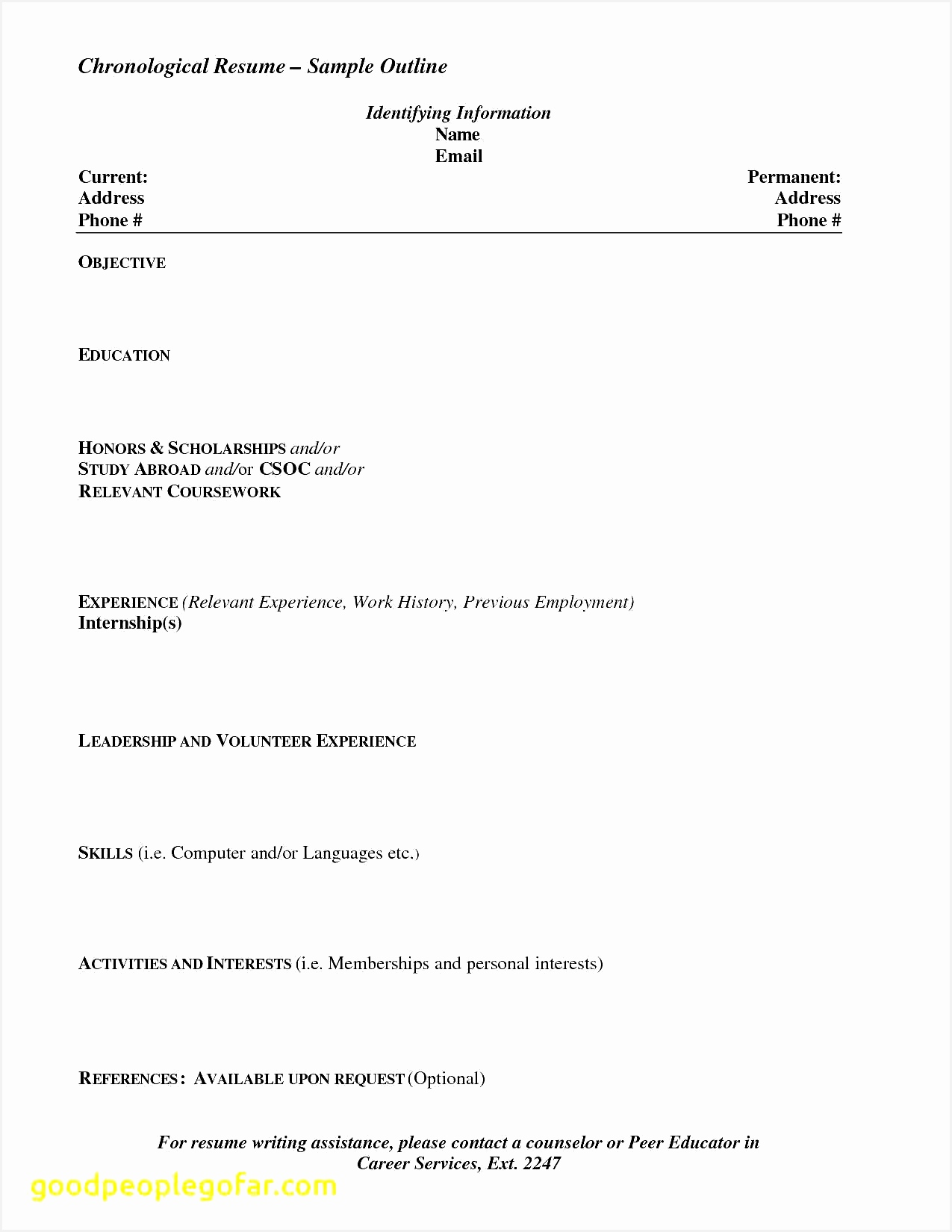 Word Document Resume Template Lovely How to format A Cover Letter Best formatted Resume 0d16501275