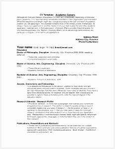 25 Fresh Free Resume Builder Microsoft Word300232
