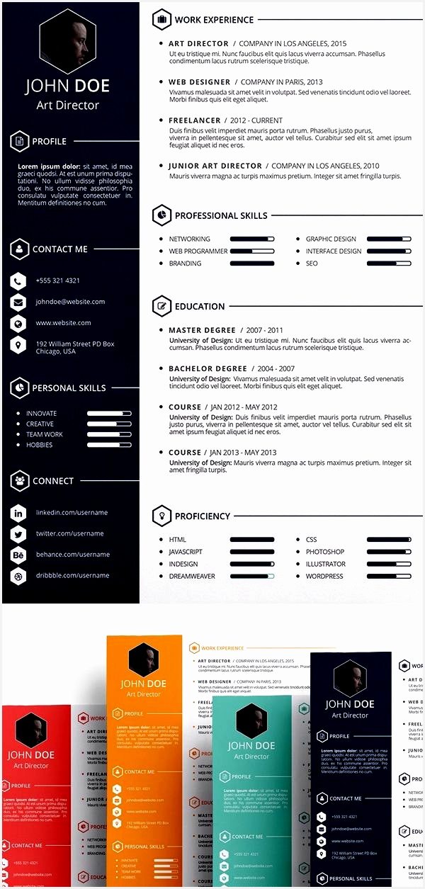 Indesign Resume Template Good 102 Best Cv Pinterest1255600