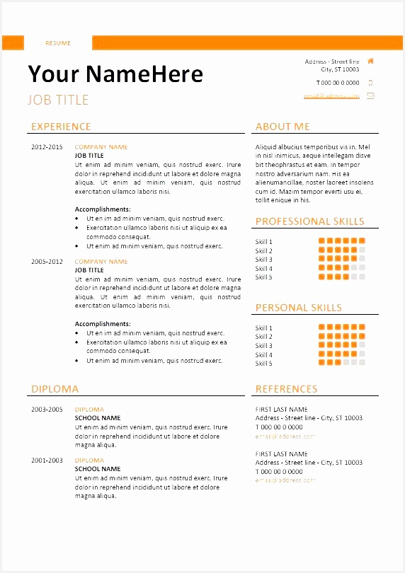 Good Words To Use Resume Basic Resume Examples 0d810572