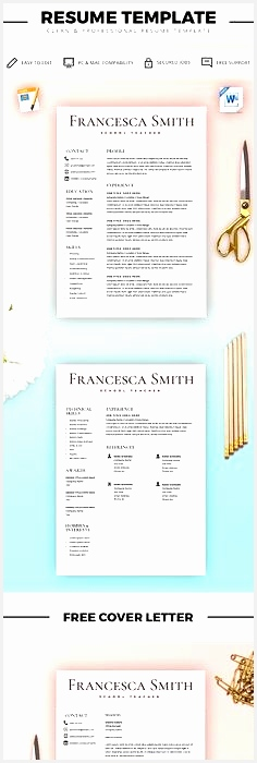 89 Best yet Free Resume Templates for Word700236