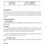 9 Cv Template Nurse Practitioner