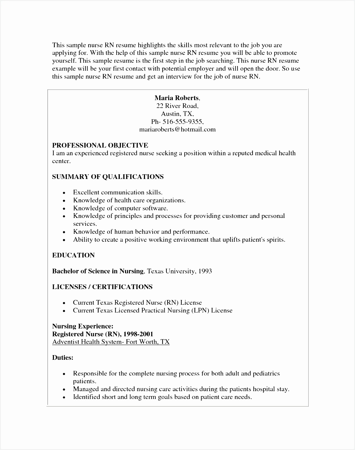 Nursing Resume Lovely Rn Bsn Resume Awesome Nurse Resume 0d15511224