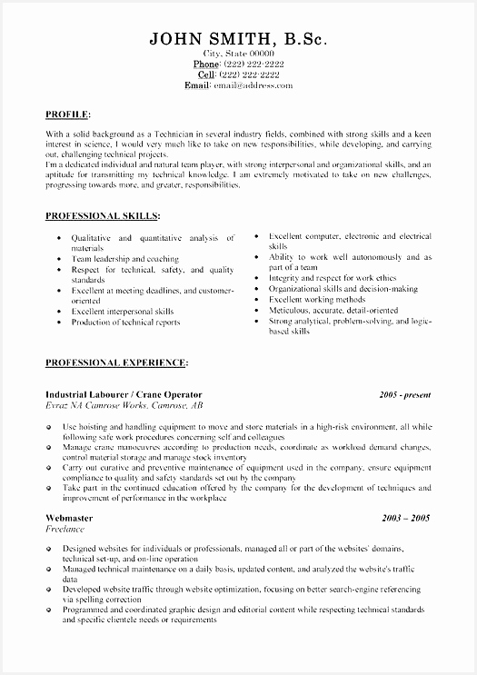 Detailed Resume Template Luxury Signs Templates 2018 Rfp Template 0d743525
