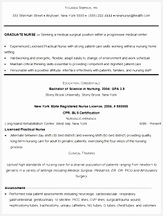Sample Nurse Resume Template Mac Resume Template – Great for More Professional yet Attractive Document312236