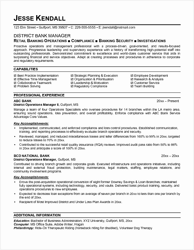 Banking Executive Manager Resume Template Banking Executive Manager Resume Template are examples we provide as825638
