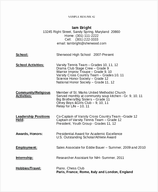 student job resume examples first job resume sample sample of resume writing student job resume examples730600