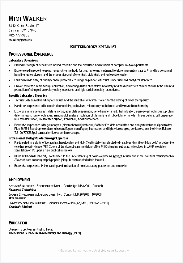 Good Resume Examples For College Students Sample Resumes resume851592