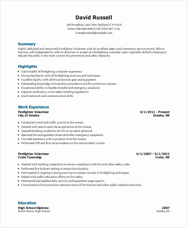 resume volunteer work experience sample resume template net developer730600