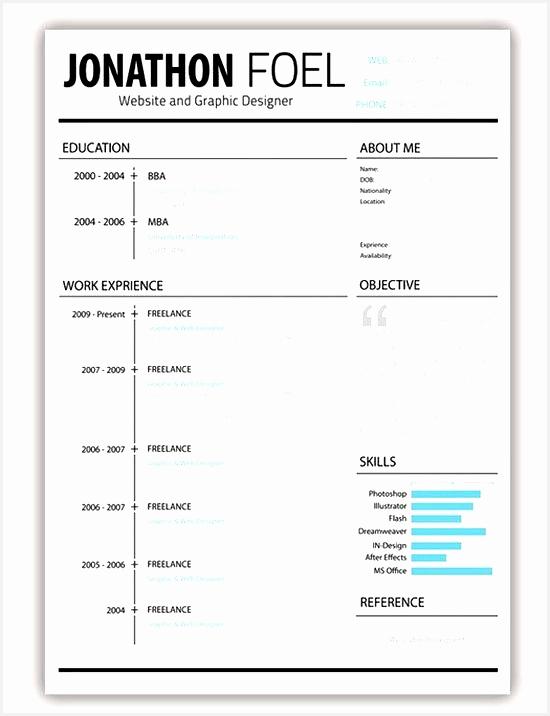 Creative Resume 2016716550