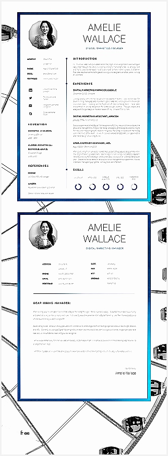Templates For Resumes Word Elegant Resume Template For Word Printable Cv For Word900332