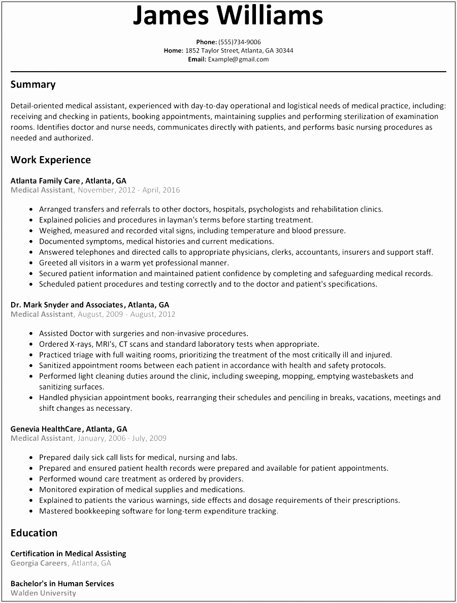 Resume Sample Word Document Ideas Resume Template Free Word New Od Specialist Sample for Templates 131186900