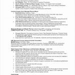 4 Cv Template Word Document
