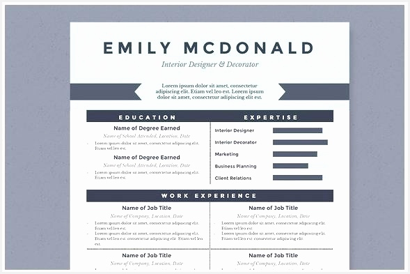 free elegant resume template microsoft word curriculum vitae profile alex phillips elegant resume template393589