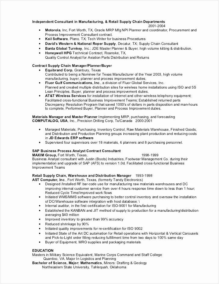 Pilot Cv Template Word Unique 50 Luxury Job Resume Template s943728