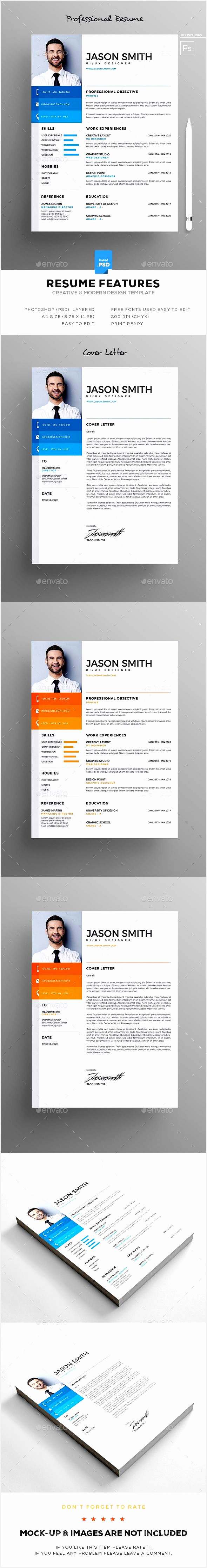 Cv Template Romana Beautiful 720 Best Resume Pinterest4448590