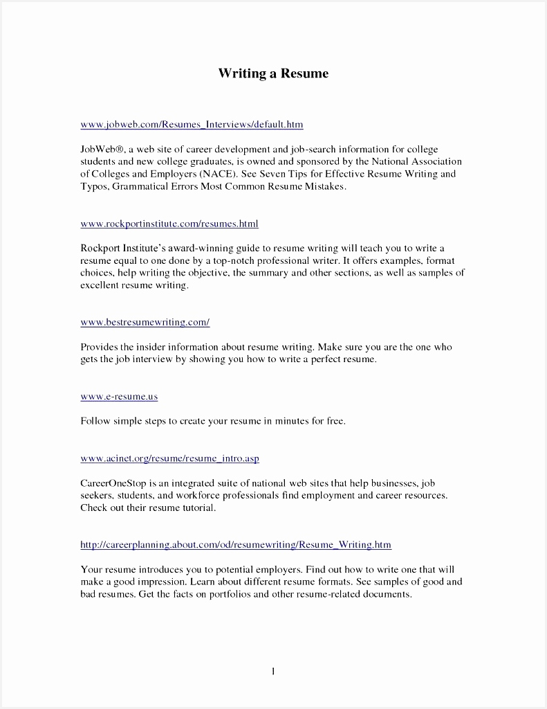 Resume Template for College Student Luxury College Student Resume format Download Lovely 51 Luxury Word Resume1024791