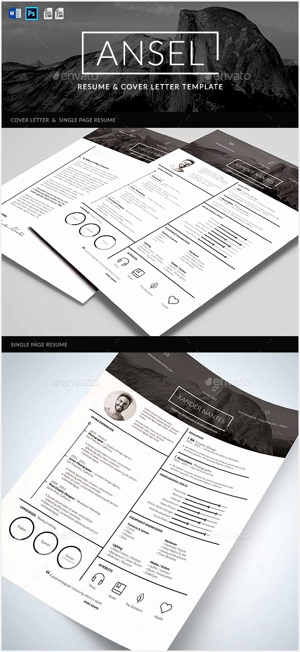 Graphic resume design template1280590