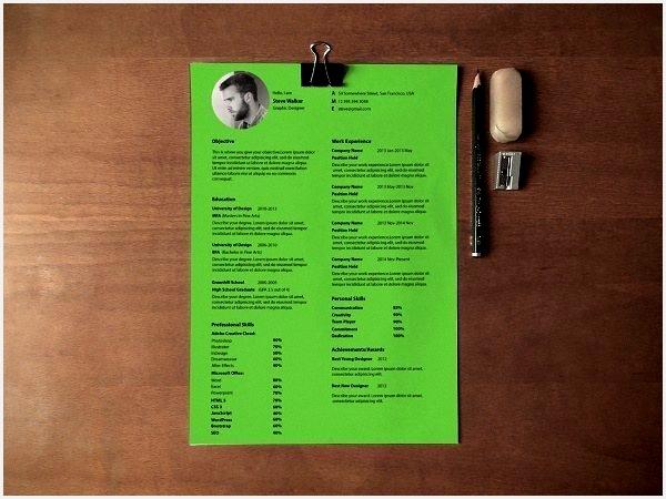 21 Free Résumé Designs Every Job Hunter Needs450600
