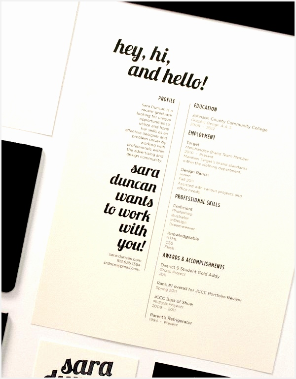 27 Beautiful Résumé Designs You ll Want To Steal770600