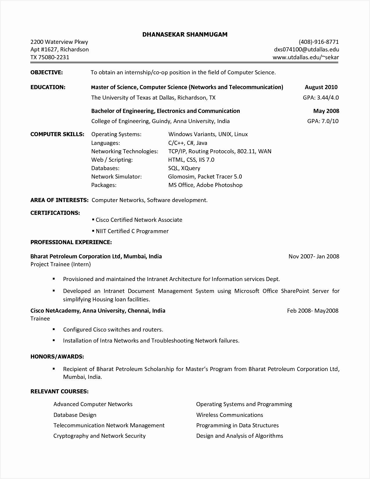 puter science internship resume now resume templates for internships now food science of puter science internship resume16501275