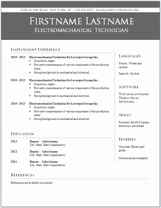 free ms word resume templates basic i pinimg 736x 0d 63 69 microsoft802622