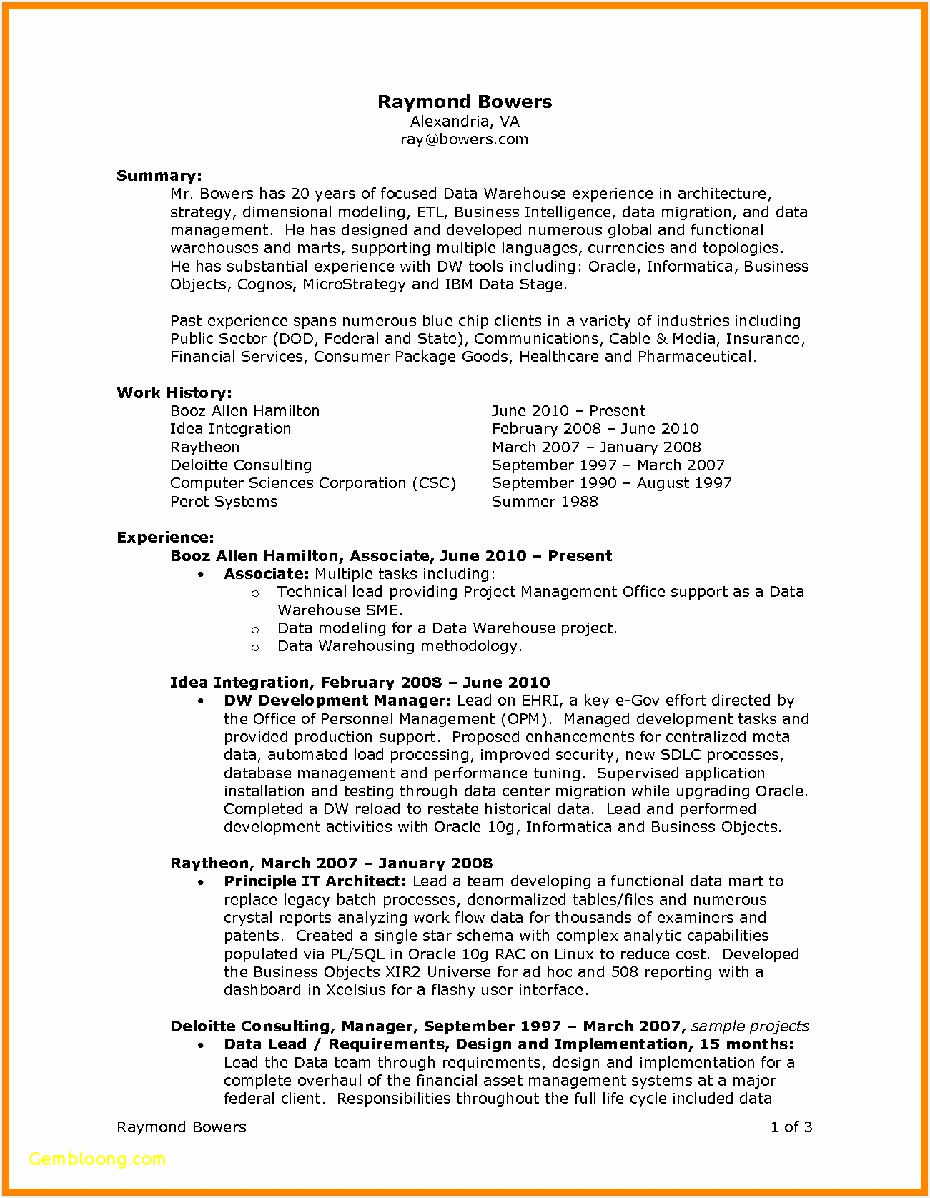 Job Resume Templates Download Free Download Word 2010 Resume16761301