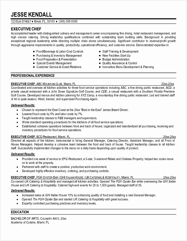 5 download cv template word 2010