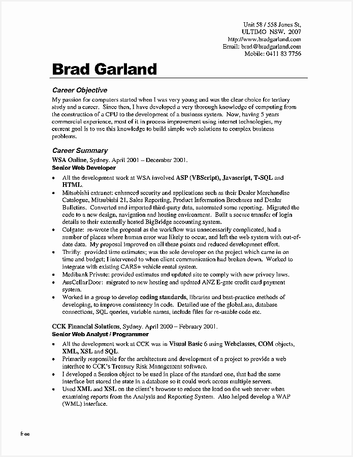 Resume Template Unique Free Templates Best Ivoice Template 0d Archives Free Resume900695