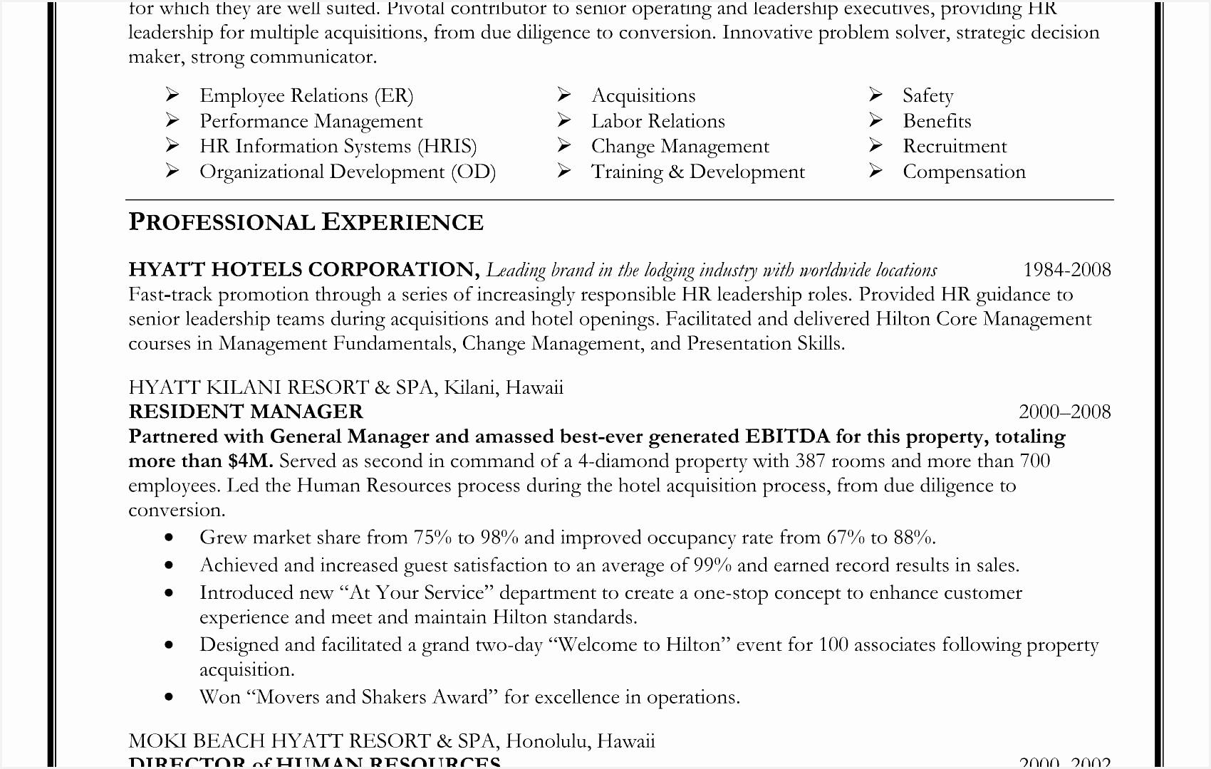 Executive Resume Templates Microsoft Word Assistant Free Download Size 192010801700