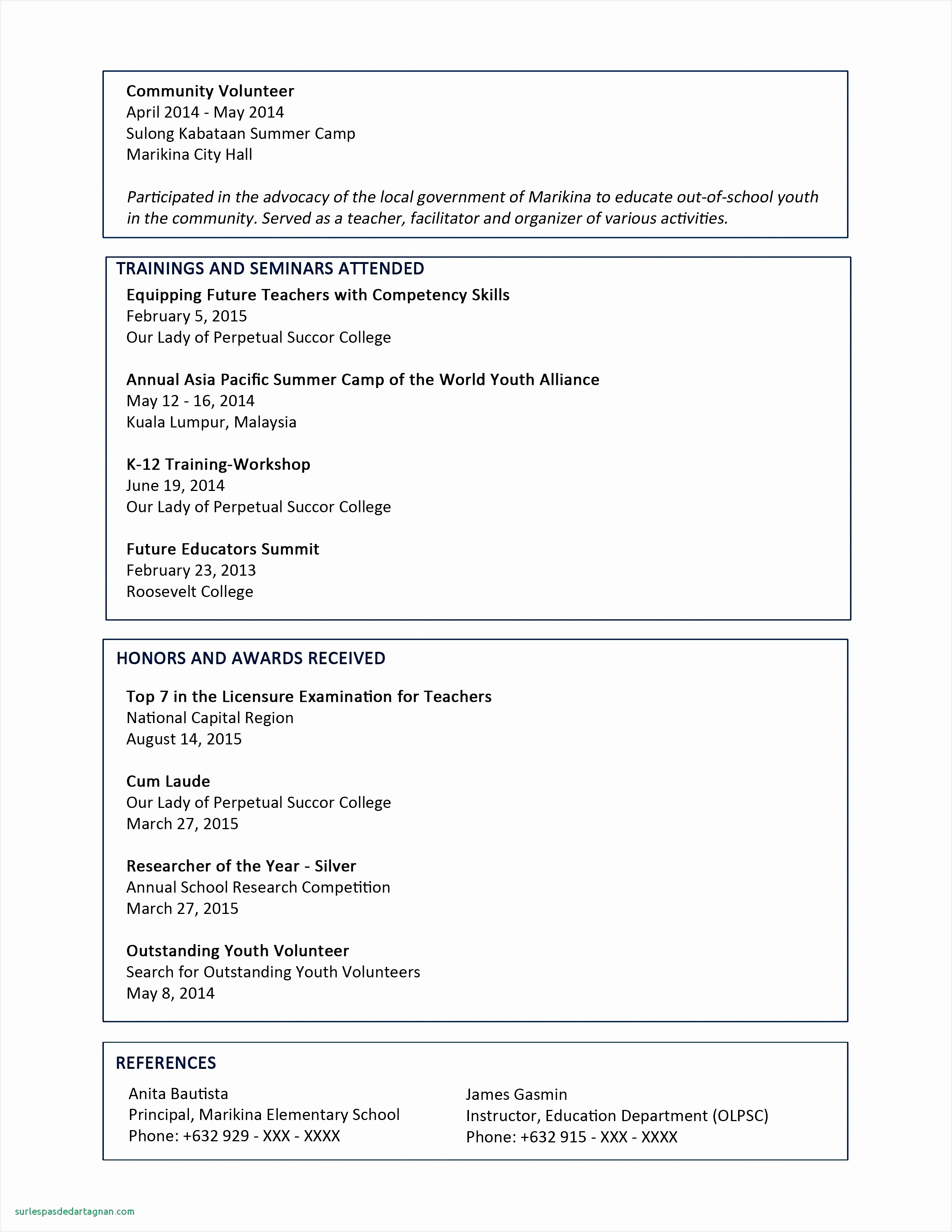 Free Resume Templates For Students Fresh Inspirational Resume For Highschool Students Excellent Resumes 0d33002550