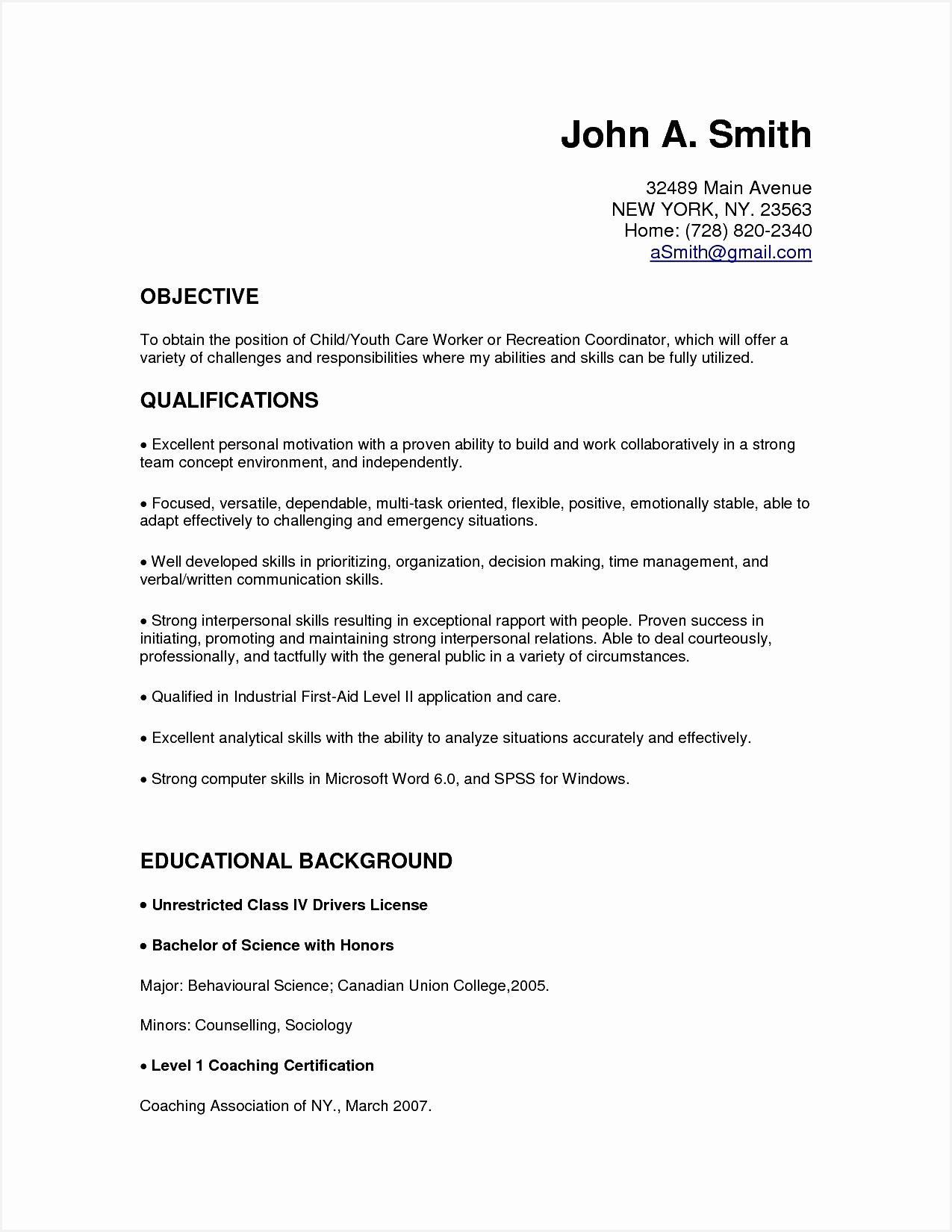 Scientific Resume Template Inspirational Beautiful Make A Resume Basic Resume Template New Ivoice Template 0d16501275