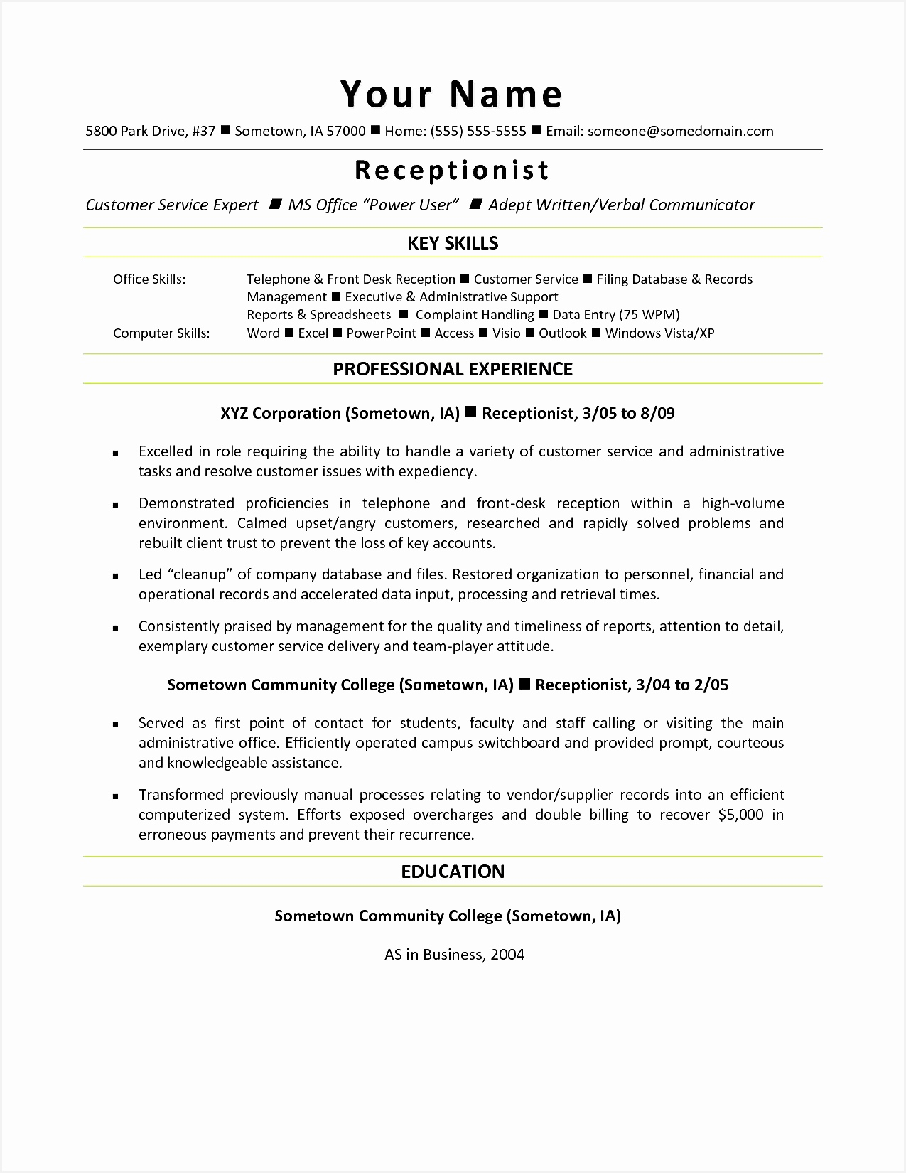 Microsoft Word Document Templates Elegant Best Federal Government Resume Template Best Bsw Resume 0d16501275