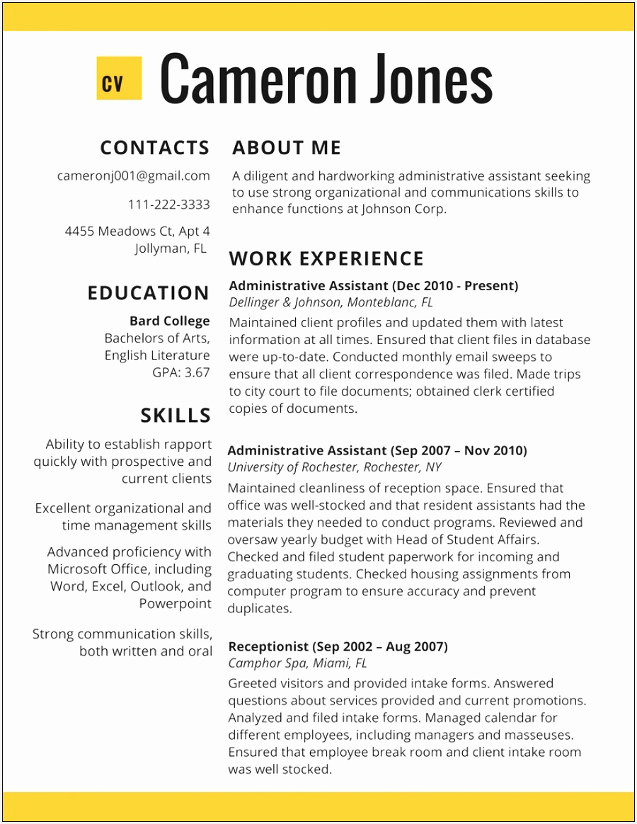 Resume Templates Executive Resume Examples 2017] 55 fice Manager Resume Modern Resume Template1164900