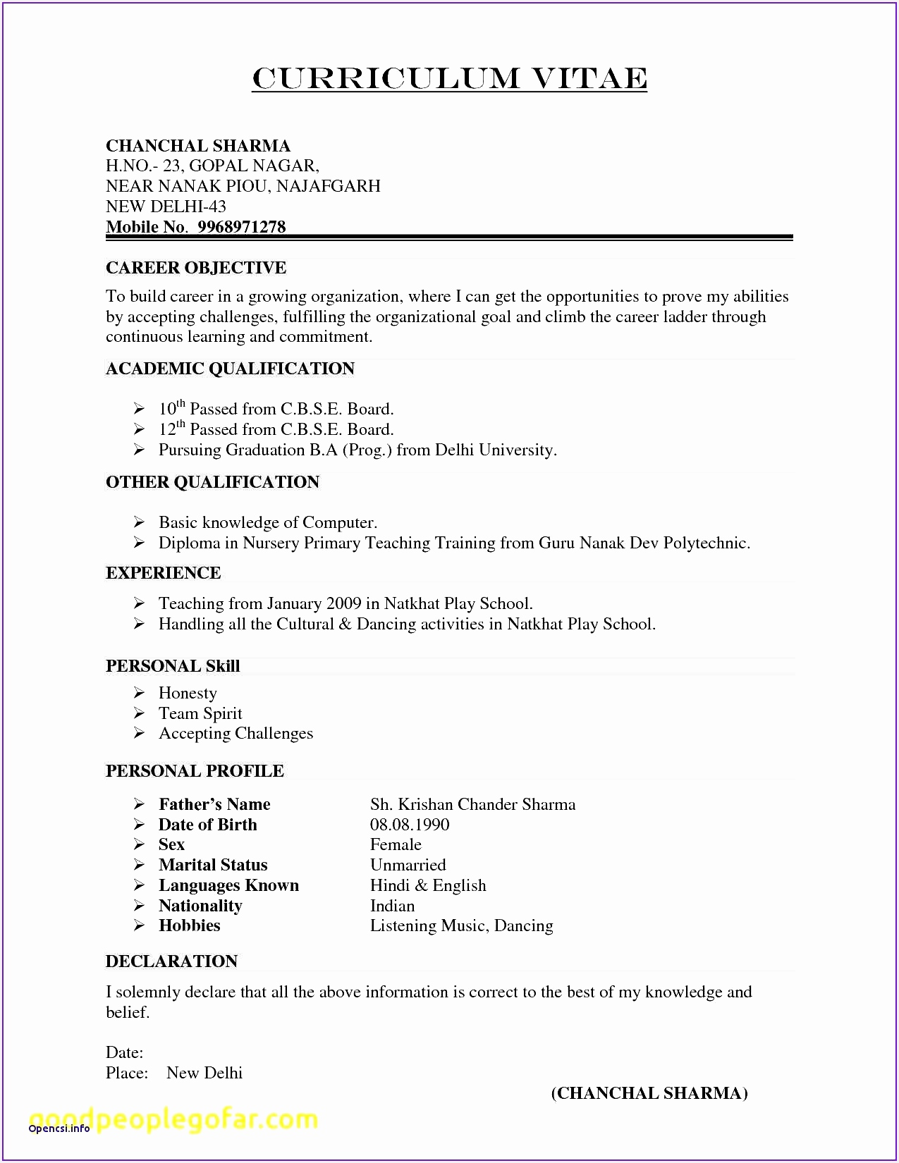Job Resume Templates Word Elegant Resume Template Word New Resume Template Doc New Resume Doc 0d16501275