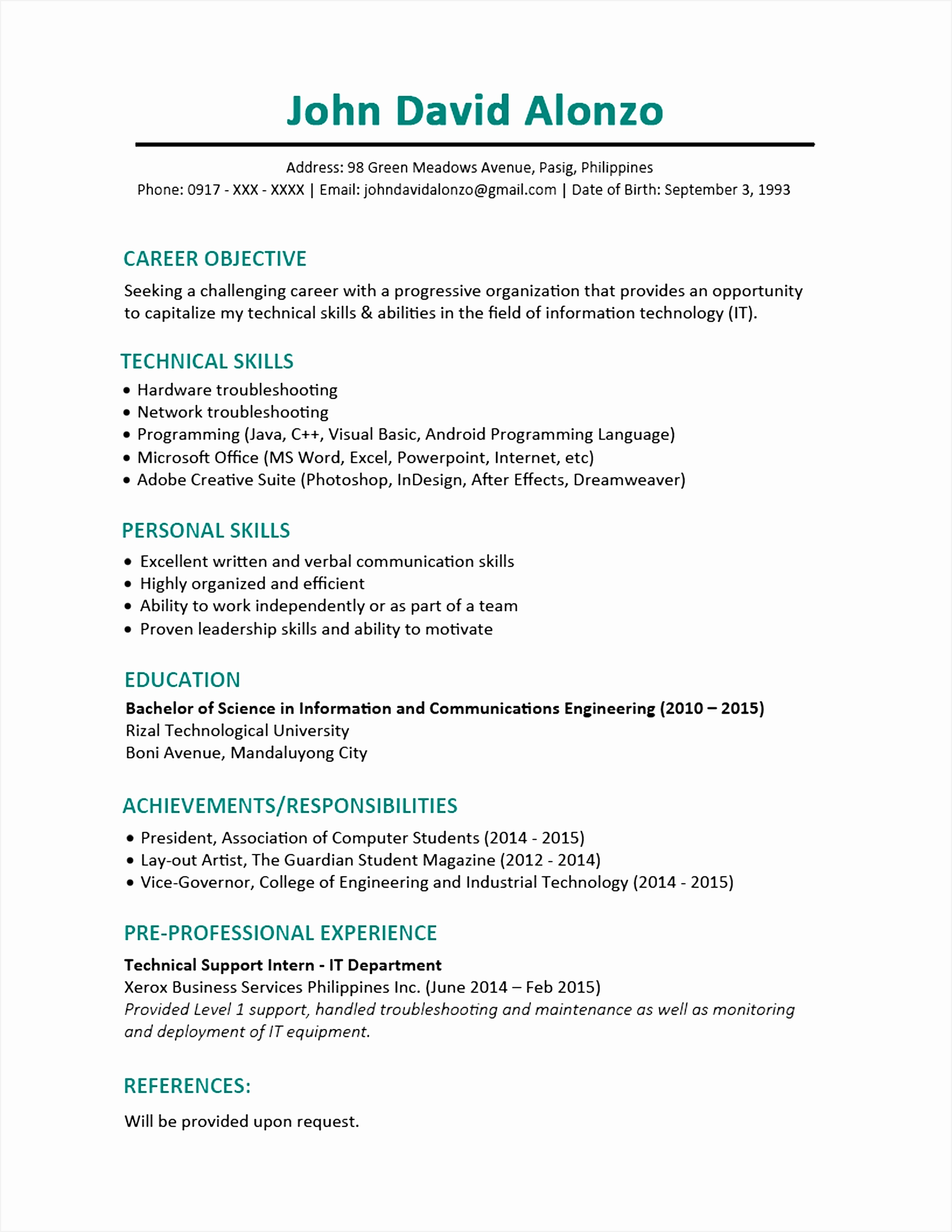 Create A Resume In Word Awesome Updated Writing A Resume for A Job Create A33002550