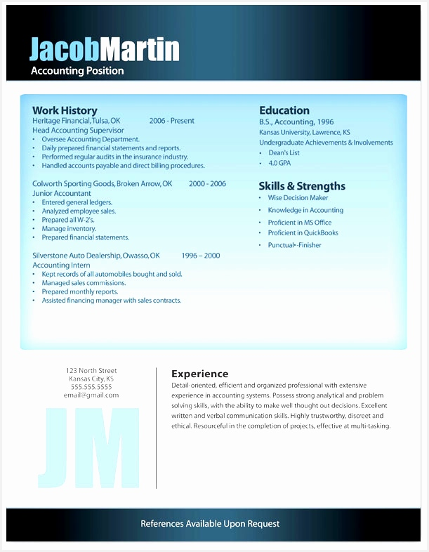 4 resume templates free download for microsoft word