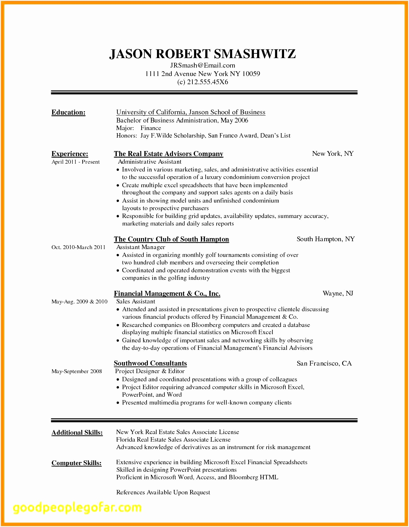 Great Resume Templates for Microsoft Word Inspiration Microsoft Word Resume Template Aurelianmg16781303
