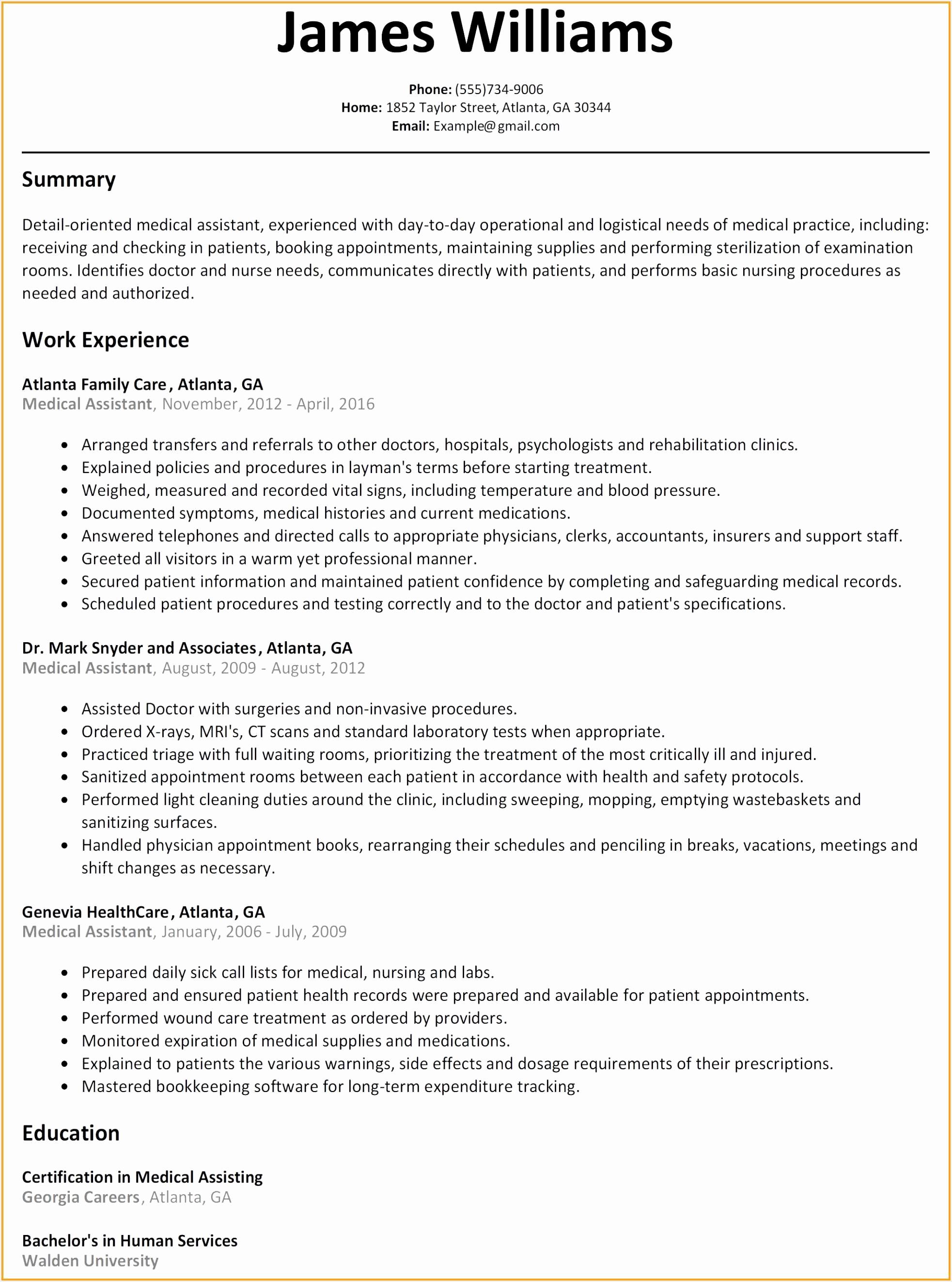 Microsoft Word Template Resume Resume Template Ms Word Luxury Resume Template Free Word New Od26451965